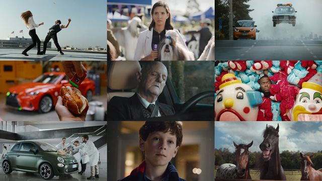 Best Commercials Of 2016 (Cars)