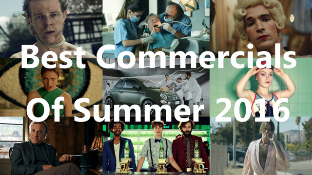 Best Commercials of Summer 2016