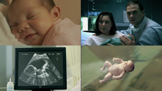 Childbirth In Commercial