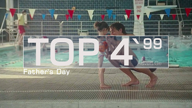 TOP 5 Ads with Dads