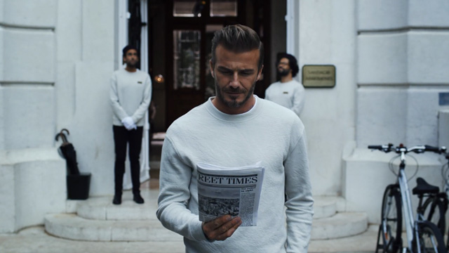 H&M - Modern Essentials Selected by David Beckham