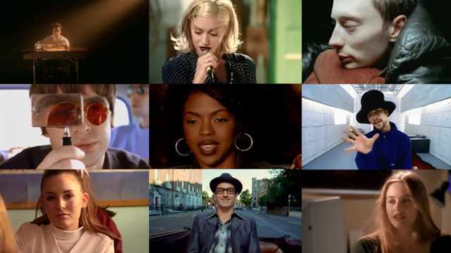 Best Of 90`s Music Videos (Part 4)