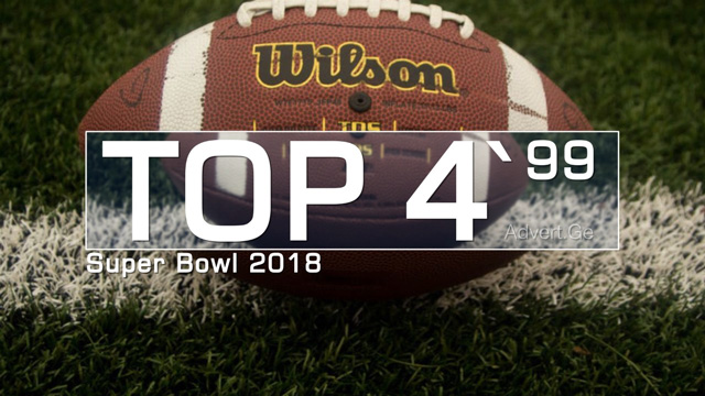 TOP 5 of Super Bowl 2018