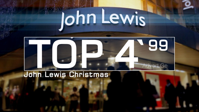 TOP 5 of John Lewis Christmas Ads
